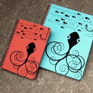 Fishy Notebook