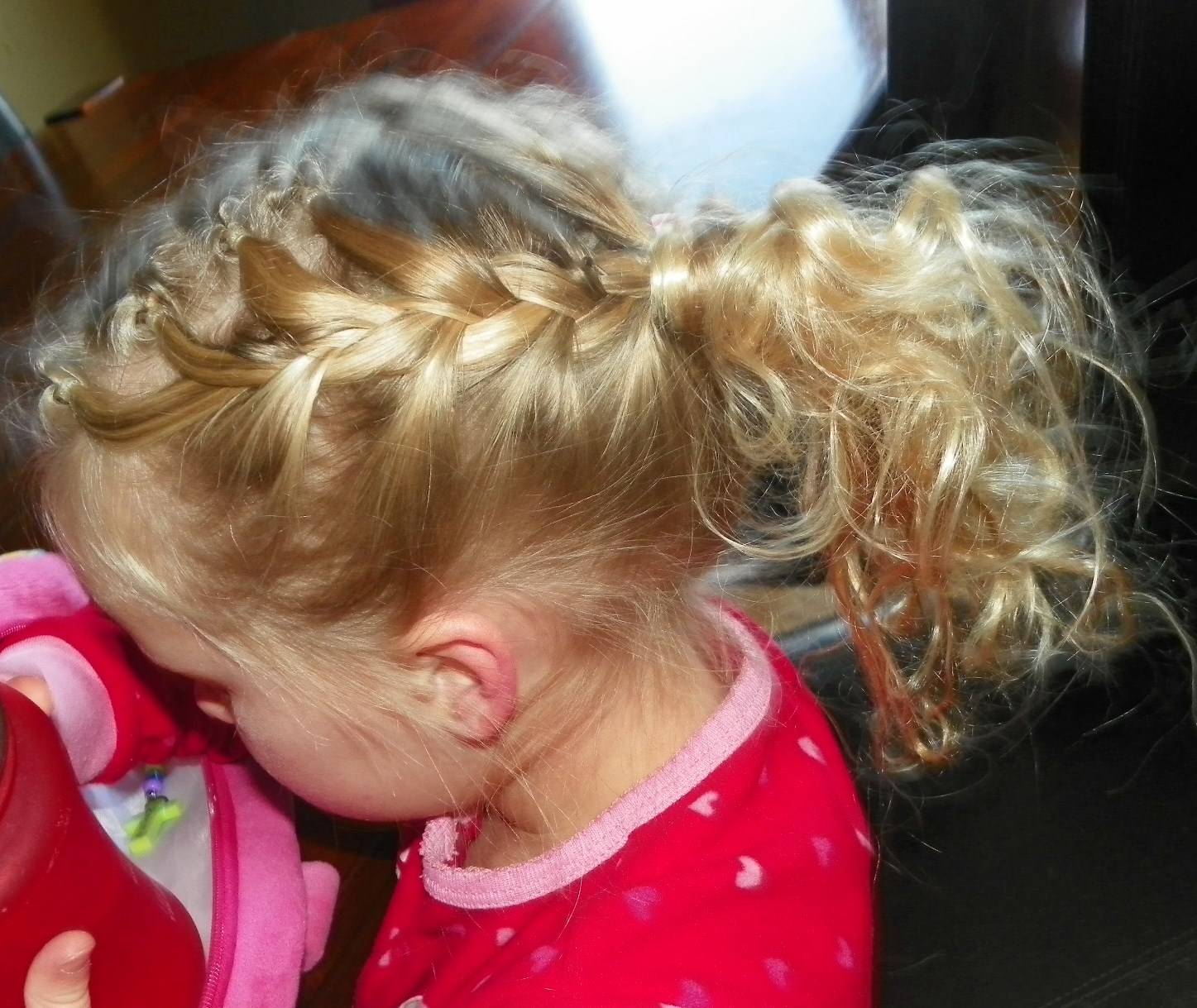 Awe Inspiring Pretty Easter Hairstyles For Girls Mile High Mamas Hairstyles For Women Draintrainus