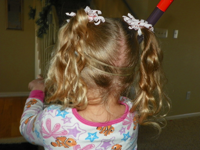 Easter Hairstyles For Adults : Pretty easter hairstyles for girls mile high mamas