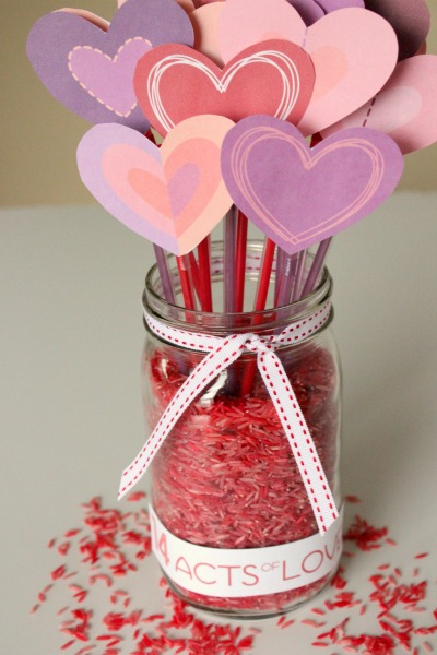 Fun, Fabulous and Delicious Valentine\'s Day ideas! | Mile High Mamas