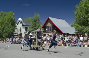 Kingdom Days Outhouse Races