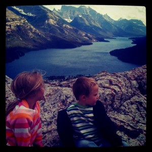 Waterton Lakes National Park, Bear's Hump hike