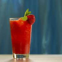 Strawberry Aguas Frescas