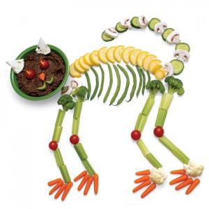 HalloweenCrudite