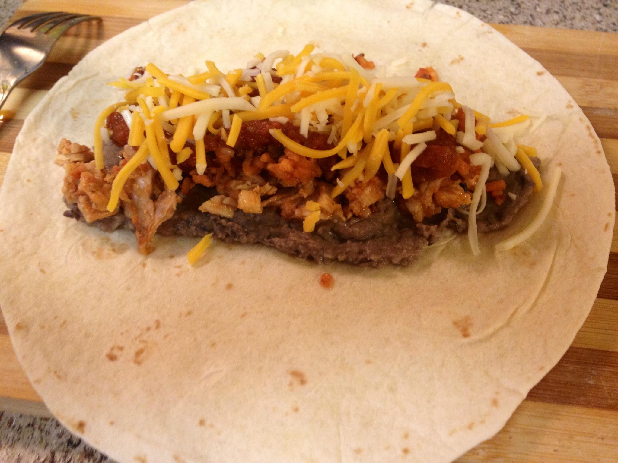Chicken Burritos Recipes — Dishmaps