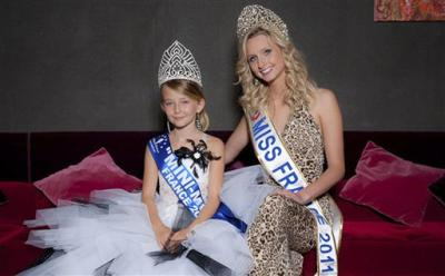 France Child Beauty Pageants