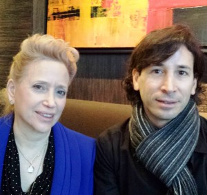 Kathy DiFiore & Ronald Krauss of the film Gimme Shelter
