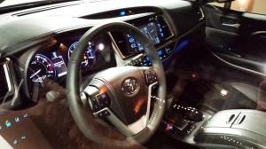 2014 Toyota Highlander drivers seat