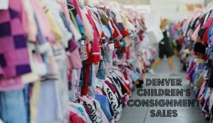 Denver children's consignment sale