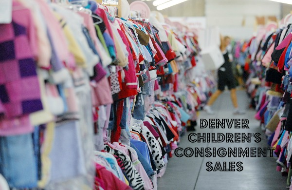 Denver children's consignment sale