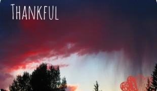gratitude and motherhood