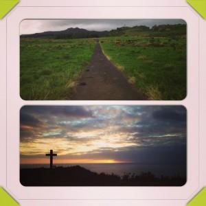 Hike to Fagan's Cross