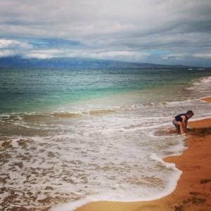North Ka'anapali Beach