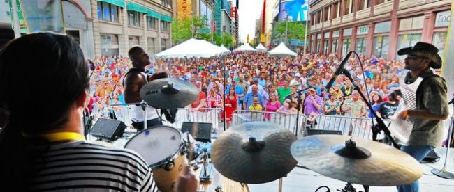 Denver Day of Rock throws annual free, kid-friendly shows downtown