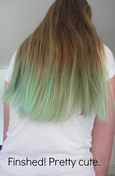 Hair Today, Gone Tomorrow: Kool-aid Hair Dyeing for Tweens | Mile ...
