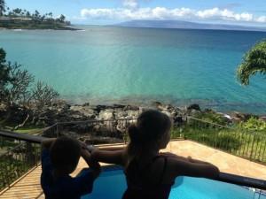 View from Napili Kai