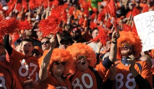 Denver Broncos vs. The New England Patriots