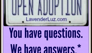 how to do open adoption