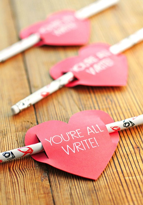 14 Valentine\'s Day Ideas for Treats, Cards and Activities! | Mile ...