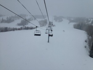 Buttermilk to ourselves