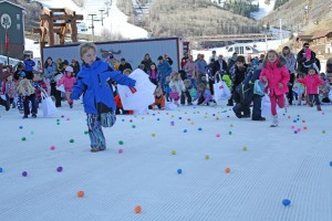Colorado's largest Easter egg hunt at Copper Mountain