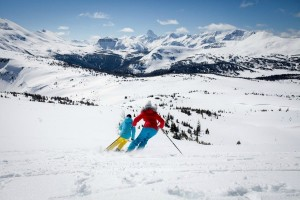 Banff Lake Louise Tourism/Paul Zizka Photo