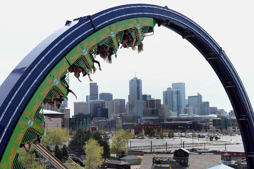 Win 4 Tickets To Elitch Gardens Theme Water Park Mile