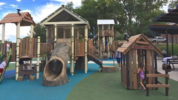 5 Amazing Denver Playgrounds You Didn't Know About | Mile ...