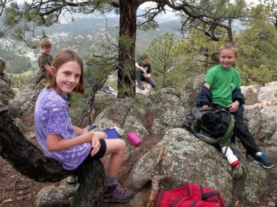 hikingkids