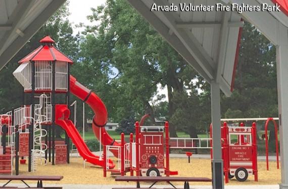 Arvada Volunteer Fire Fighters Park
