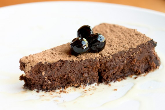 Choco Torte for blog