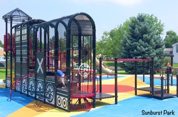 Sunburst Park