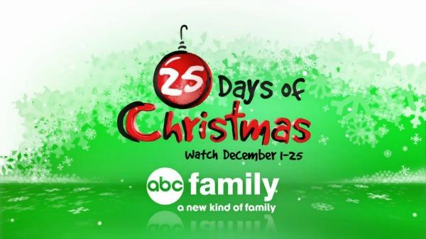 Abc Family Christmas Movies List