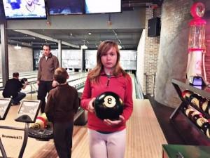 Magic 8 (Bowling) Ball