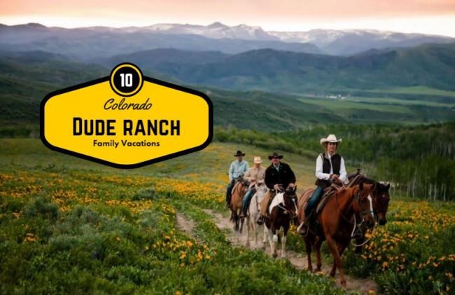 10 colorado dude ranch getaways for spring break or early summer mile high mamas