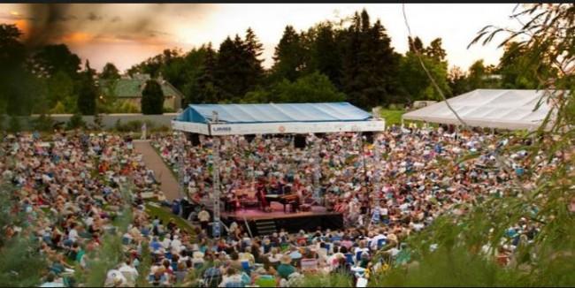 Denver Botanic Garden Concerts Ftempo