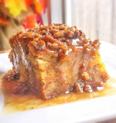 pumpkin-praline-bread-pudding-4