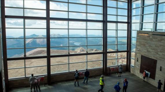 Pikes Peak Visitor Center