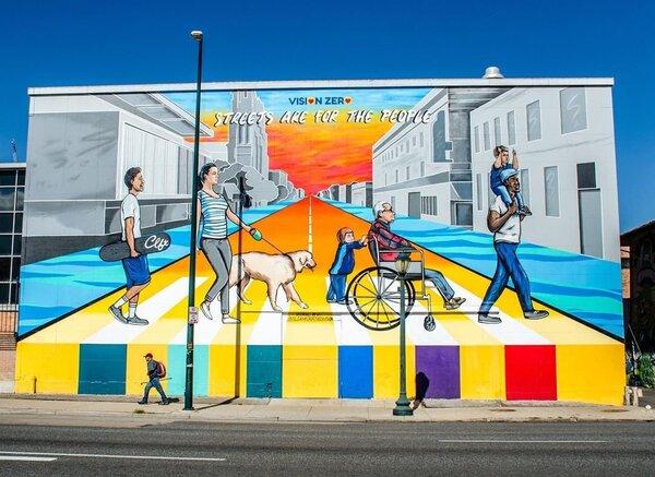 Colfax Street Art