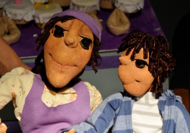 Denver puppet show