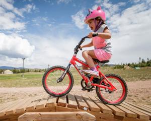 Frisco Adventure Park for kids