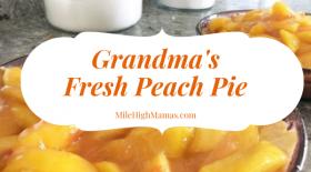 Best Peach Pie