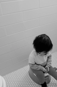 How to potty train my todler