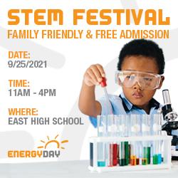 Energy Day Festival @ Denver East High School