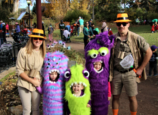 Denver Zoo Wild Fall
