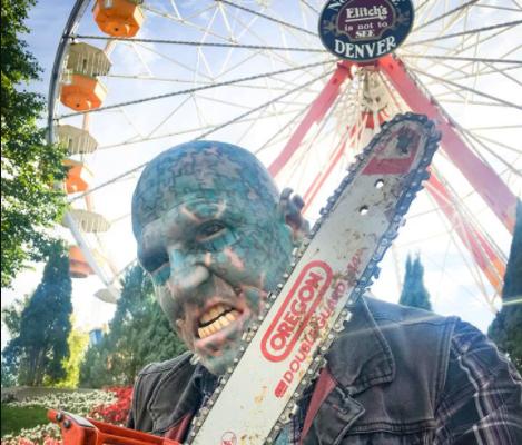 Fright Fest at Elitch Gardens