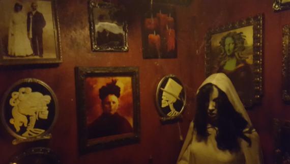 Horror Theater Haunted House Denver