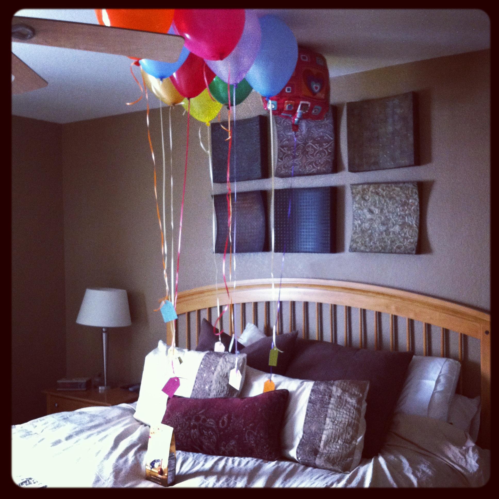 Balloon Memories