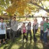 Family Volunteer Opportunities: End-of-summer BBQ at Montbello Manor & Rake Up Colorado!