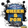 Giveaway: Win a FREE Cheerleader Camp and Multi-Sport Scholarship from Gold Crown!
